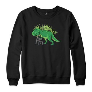 Although defeated by the dragon - Black - Neutral University T