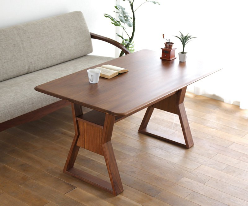 Asahikawa Furniture Early Times Alpha LD-1 Center Table