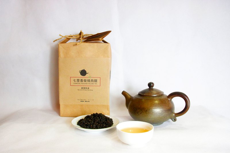 7-Mile Scent Charcoal Roasted Oolong 300g