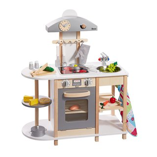 Tiancai small chef. Wooden toy kitchen