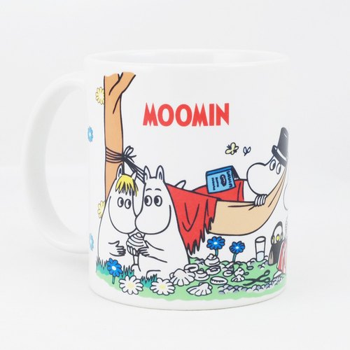 Moomin Moomin authorization - Mug: [picnic]