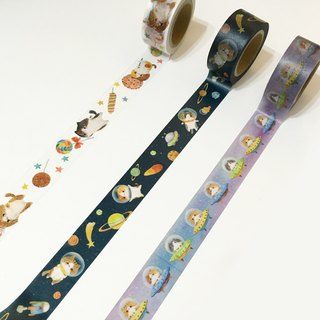 Cat paper tape set 20mm