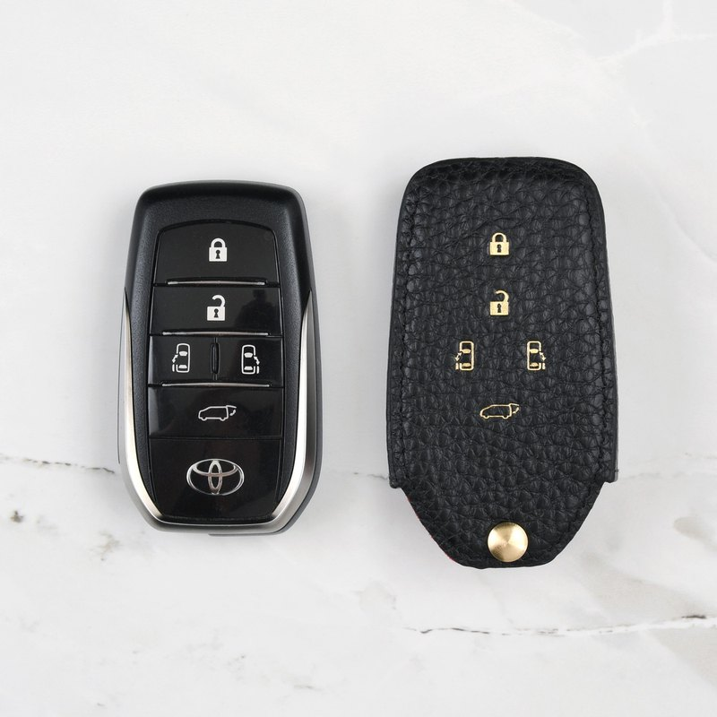 Toyota Alphard car key holster made to order