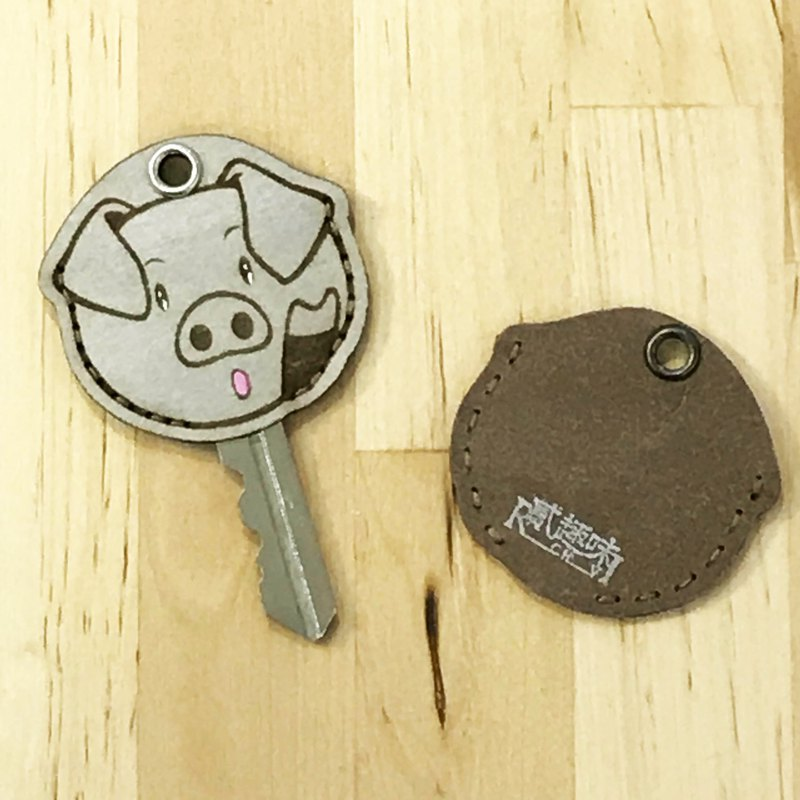 [Drama Shoes]Pig Key Set
