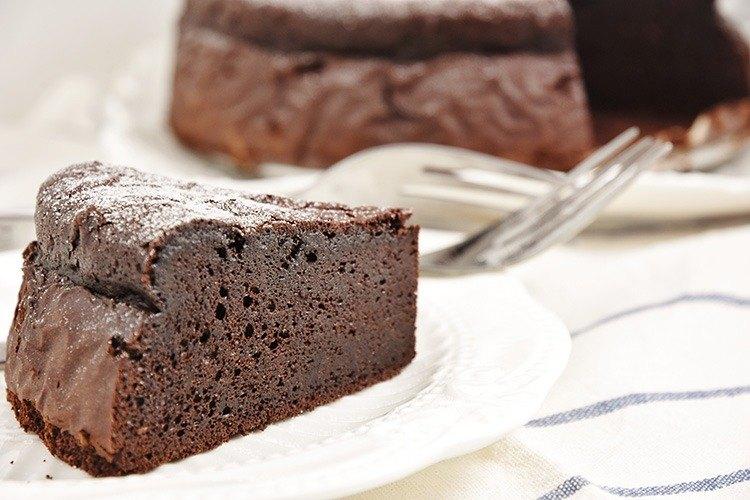 慶祝Celebrate-5吋古典巧克力蛋糕~濃純巧克力特級深黑苦甜巧克力