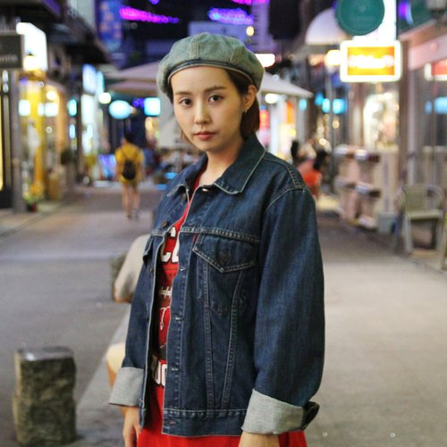 Tsubasa.Y ancient house brand ancient cowboy jacket 022, denim jacket