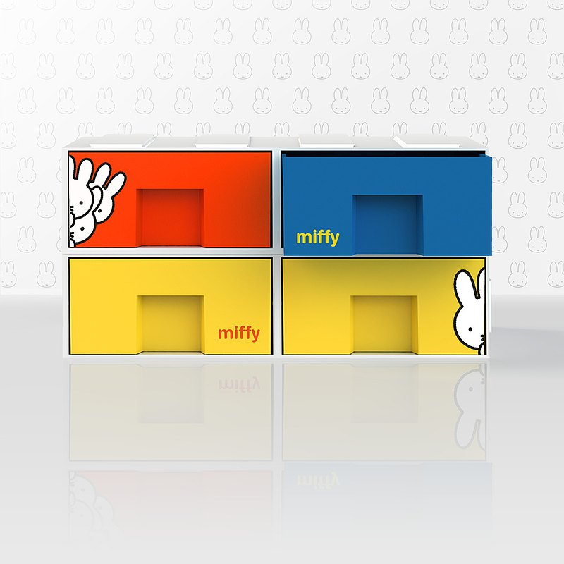MIFFY X REDA Mini-drawer