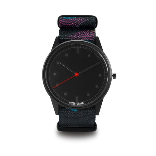 HYPERGRAND - 01 Basic Collection - OASIS Fluorescent Oasis watch