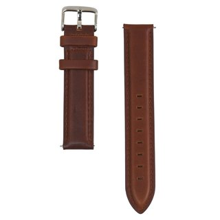 BOND STONE 18mm Genuine leather belt Brown(36mm case only)