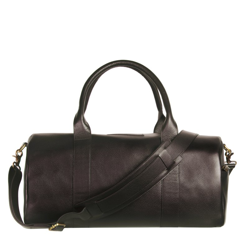 SUCCESSION Tote/Travel Bag_Chocolate / Brown