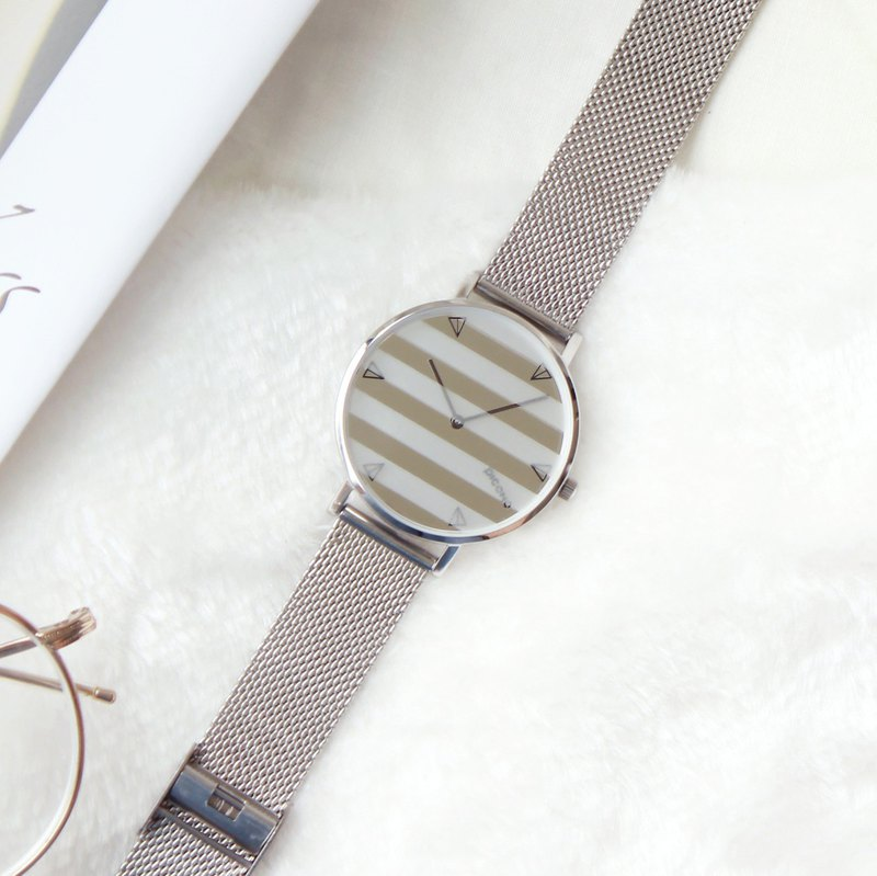 【PICONO】Re Time collection mirror surface ladies watch / RM-8701
