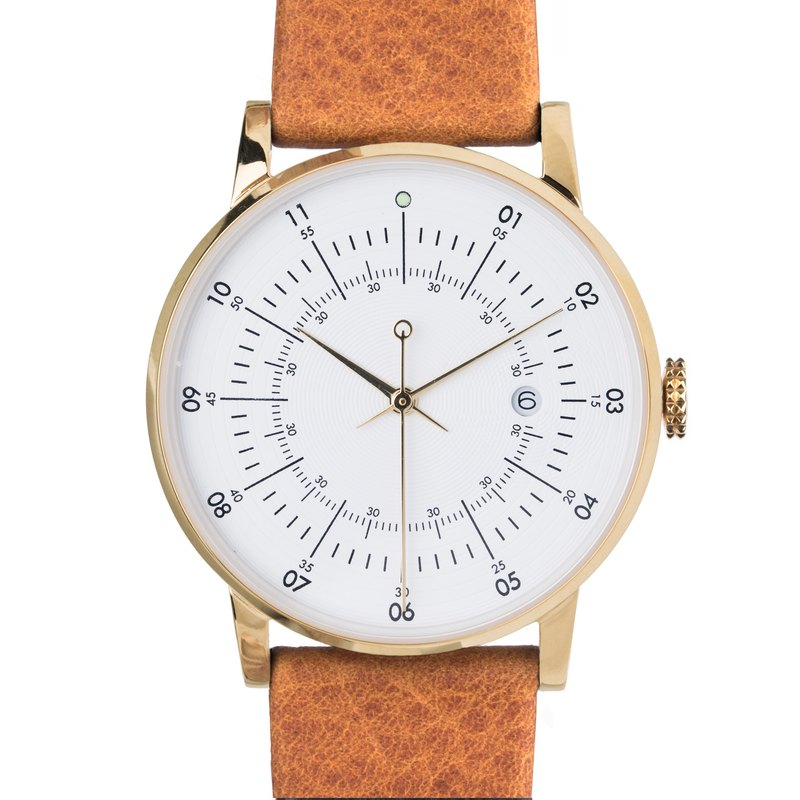 Scandinavian design watch SQ38 Plano PS-06