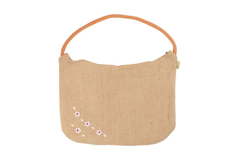 Classic Shoulder Jute Bag