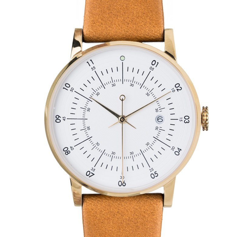 Scandinavian Design Watch SQ38 Plano PS-19