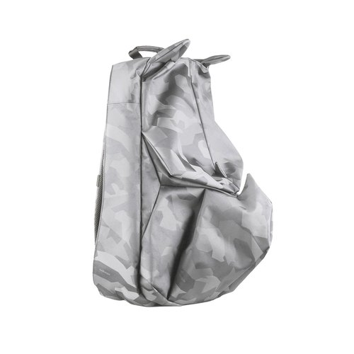 ORIBAGU Origami Pack _ Silver Camo Rhino Backpack _ Small