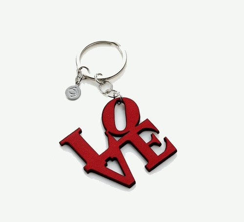 [Tanned] La Fede - the original series -LOVE love keychain