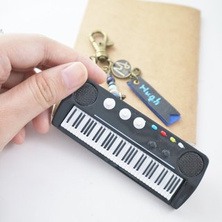 [Electronic piano] mini Keyboard Mini model Charm packaging accessories Custom texture gift