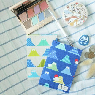 Passport Holder | Mt. Fuji x 2 Colour