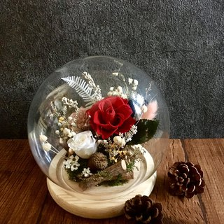 | Christmas about | No flowers. Dry flowers. Christmas. Christmas gifts. Glass ball. Flower garden