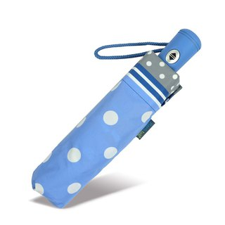 [Taiwan Wenchuang Rain's talk] Boka dot three fold automatic opening umbrella