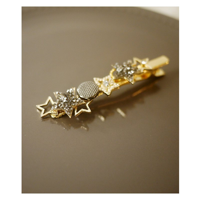 Little Star | Hair Accessories | Hair Clips | Duckbill Clips | hair clip