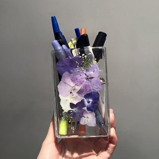 Oone_n_Only Handmade Embossed Pencil Holder (Large SIZE)