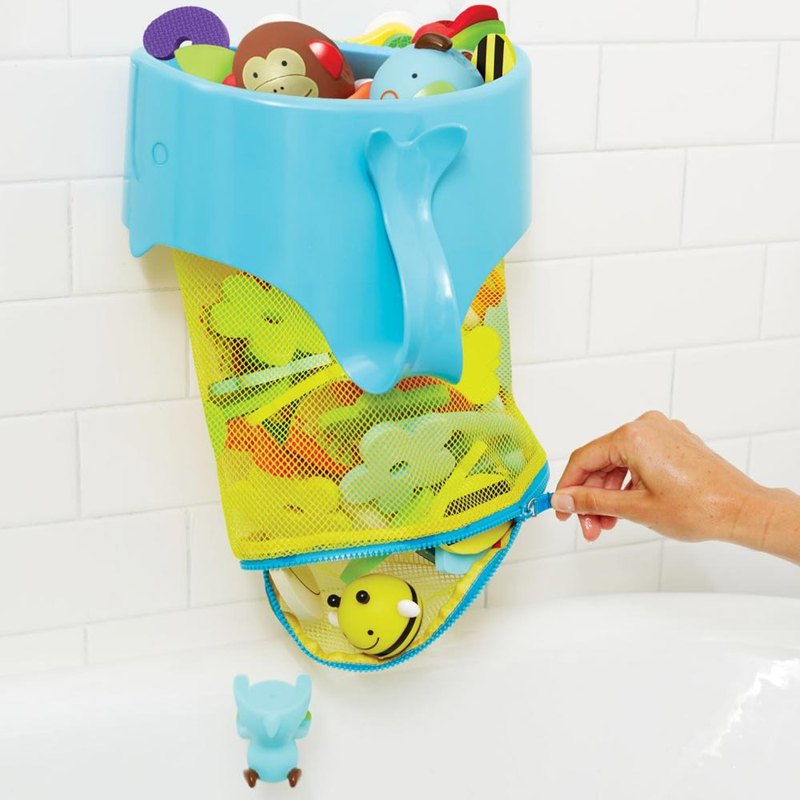 US Skip Hop - whale water toy pouch