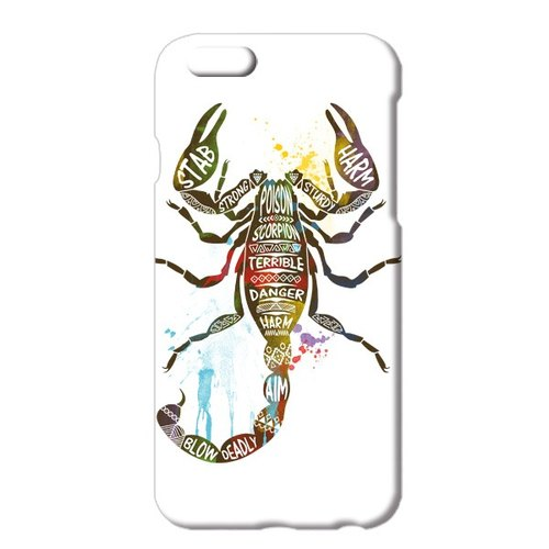 [IPhone Cases] scorpion / white