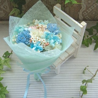 Masako fresh style eternal flower dry bouquet birthday gift graduation bouquet