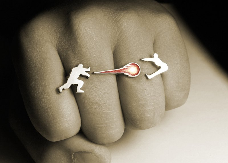 Volleyball Rings