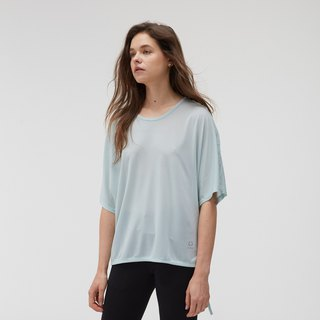Copper Ammonia Comfortable Tee - Mint Green