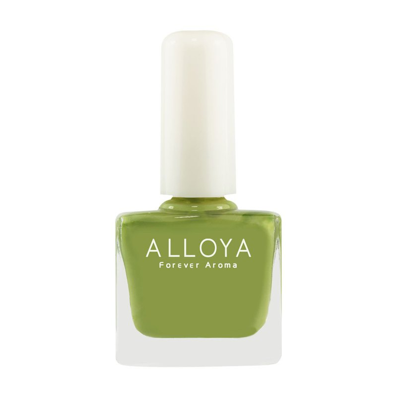 Water-based non-toxic finger color 003 apple green / persistent + quick-drying