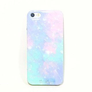 Wonderland series ll 004 ll hand-painted oil painting phone case