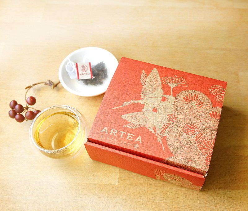 [ARTEA] Essay - 3 hand-selected hand-picked Oolong tea (the original three-dimensional tea leaf package 3gX5)