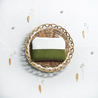 Small Fresh Purse - Matcha Green