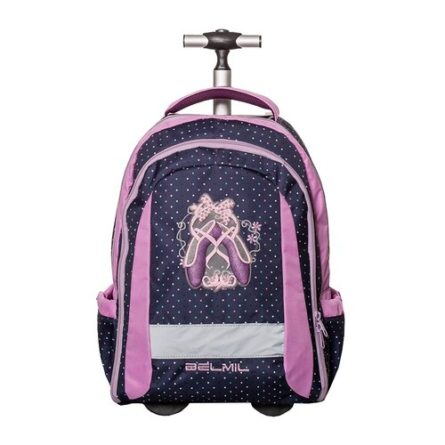 European child care backpack / easy to pull series - dance wizard