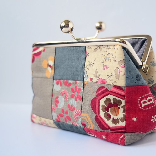 New Year Special Edition - Patchwork handbag - is only one Oh!