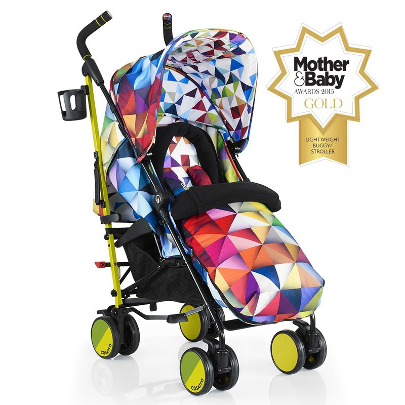 Cosatto Supa Stroller – Spectroluxe