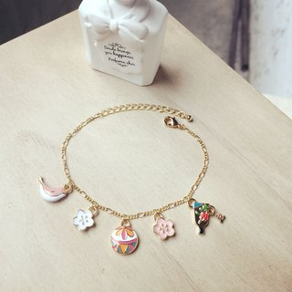 Sakura breeze Bracelet