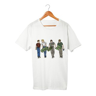 Gordie, Chris, Teddy and Vern T-shirt