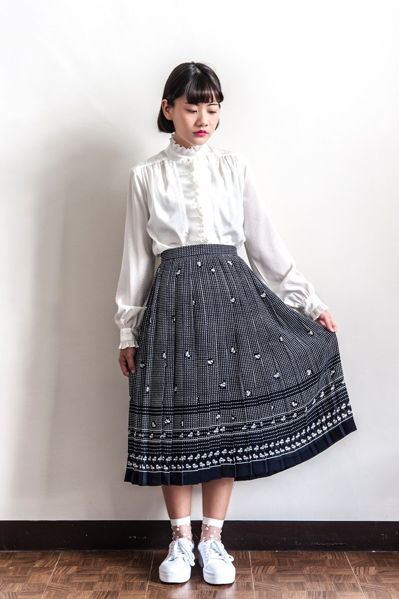 Vintage Tulip Pleasure Skirt