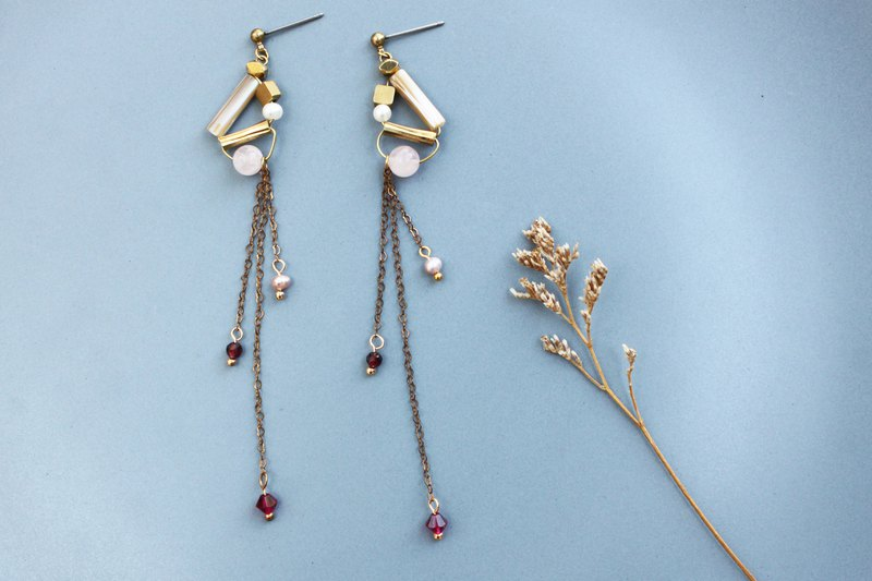 Inseparabl - earring  clip-on earring