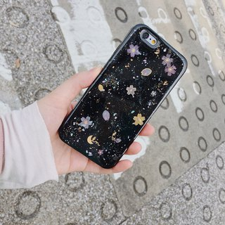 KIRA - PHONE CASE / BLACK