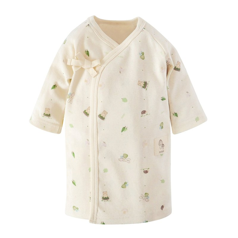 [SISSO Organic Cotton] Forest Baby Baby Belly 6M