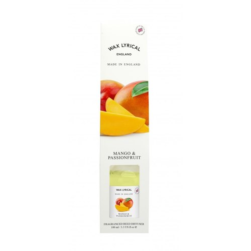 British fragrance MIE mango and passion fruit series 100ml