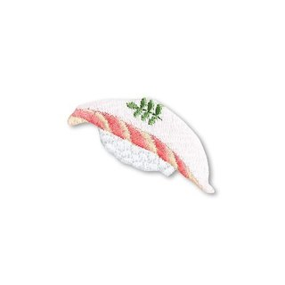 Jingdong [are] KYO-TO-TO sushi シ an have DANGER _ sea bream (mada い) Embroidery