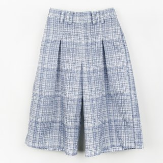 Island holiday linen wide pants