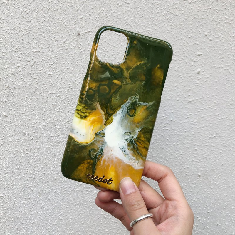 IPHONE 11 | Jungle | Hand-painted phone case