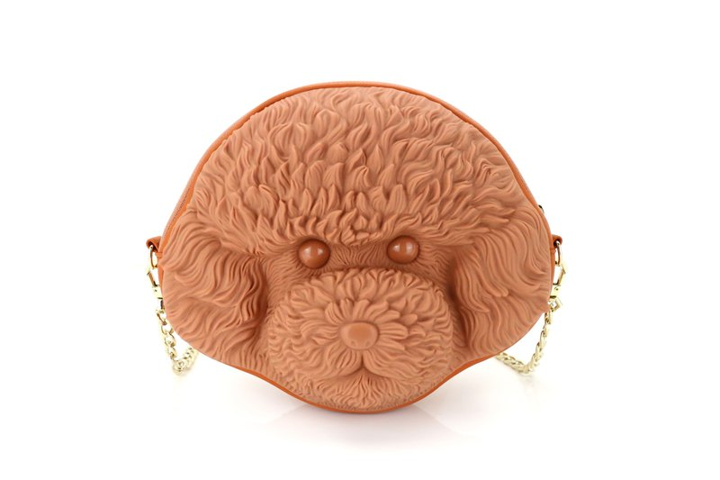 Adamo 3D Bag Original Poodle Sling Bag