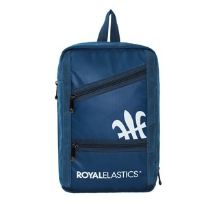 ROYAL ELASTICS - Challenge Ultimate Challenge Series Dual Backpack (Blue)